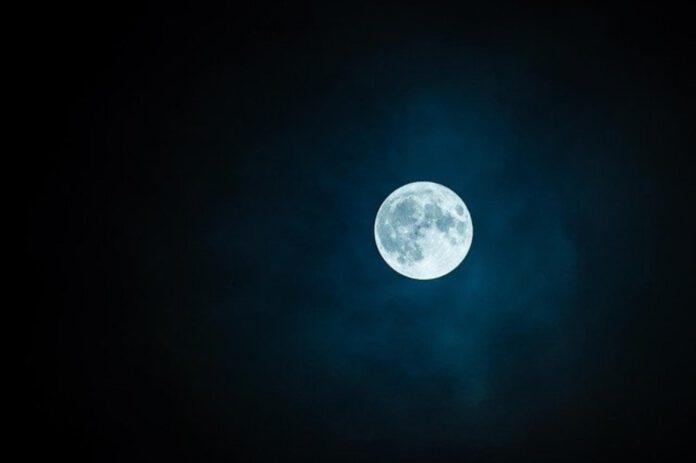 zapach księżyca